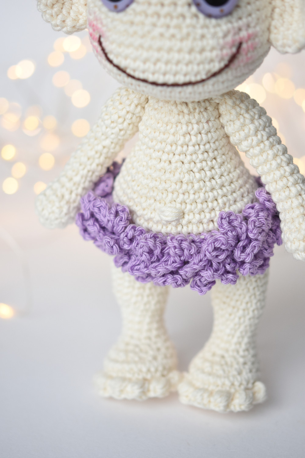 Free amigurumi pattern little girl Kate | jennyandteddy | 1500x1000