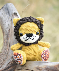 luca the lion pattern