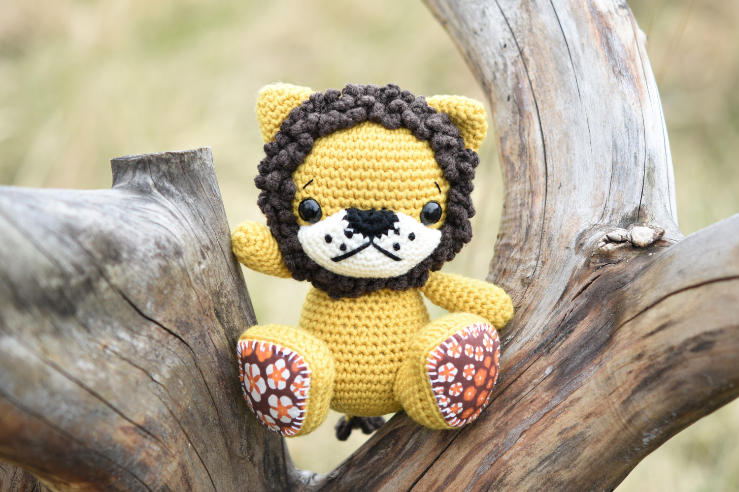 amigurumi lion pattern