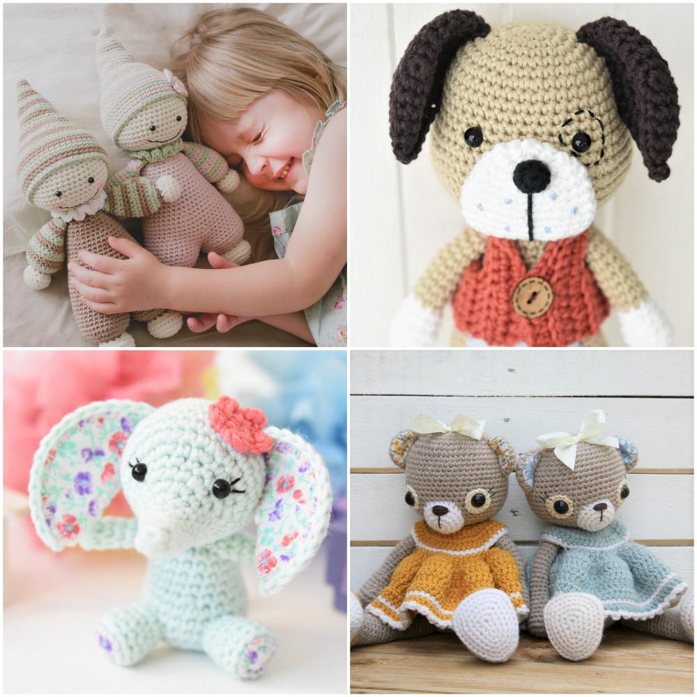 Cuddle Me Dragon crochet pattern - Amigurumi Today | 1000x1000