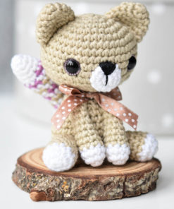 amigurumi pattern little kitty