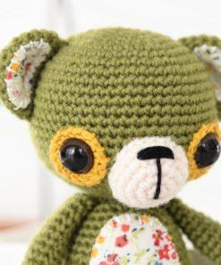 crochet teddy bear toys
