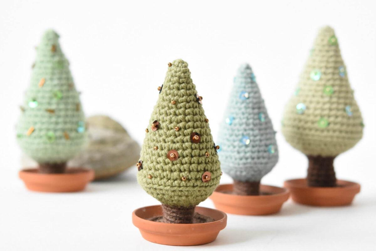 amigurumi christmas tree free pattern
