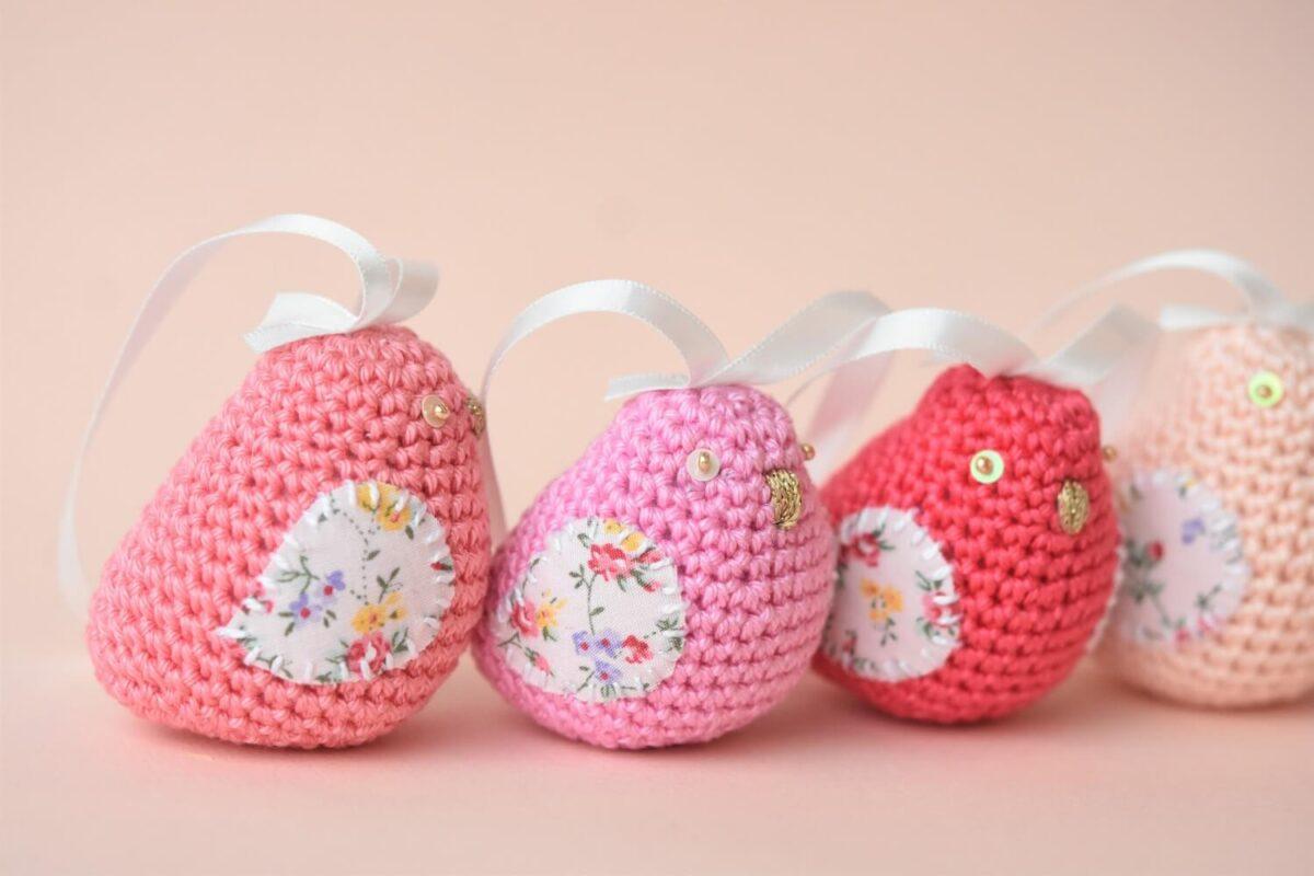 crochet cove christmas ornament