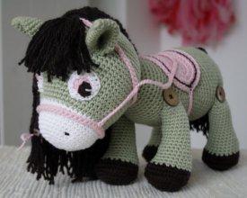 Brita the pony
