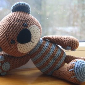 Teddy bear for my son